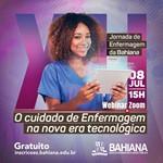 XII Jornada de Enfermagem da Bahiana